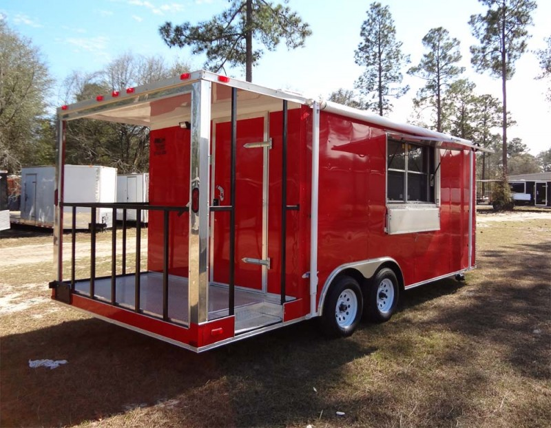 Concessions and Vending Trailers